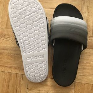 adidas Shoes - Slide on Adidas sandals